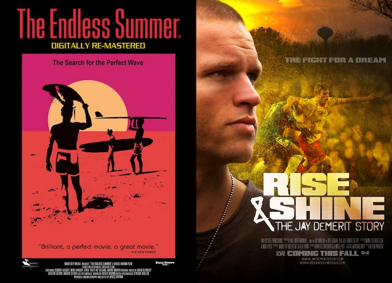 These two movies show just how emotional sports can be. Collage Credit: Aysen Tan/The Foothill Dragon Press