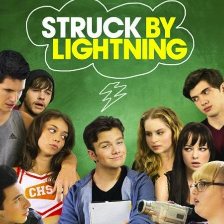 """""""Struck by Lightning,"""" written by Chris Colfer, premiered January 11, 2013. Credit: Tribeca Film/The Foothill Dragon Press"""