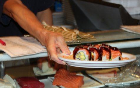 Roll into Ventura sushi restaurant
