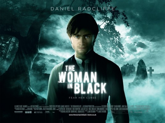 """""""The Woman in Black,"""" starring Daniel Radcliffe, was released today. Credit: CBS Films."""