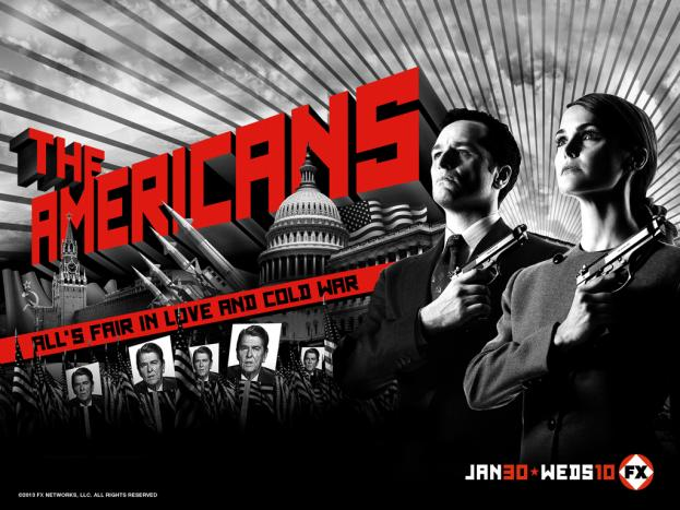 """""""The Americans"""" is a slightly confusing but thrilling show to watch. Credit: Fox Television Studios/The Foothill Dragon Press"""