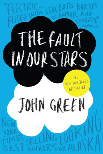 """""""The Fault in Our Stars,"""" written by John Green, deserves all of the attention that its getting. Credit: Dutton Books/The Foothill Dragon Press"""