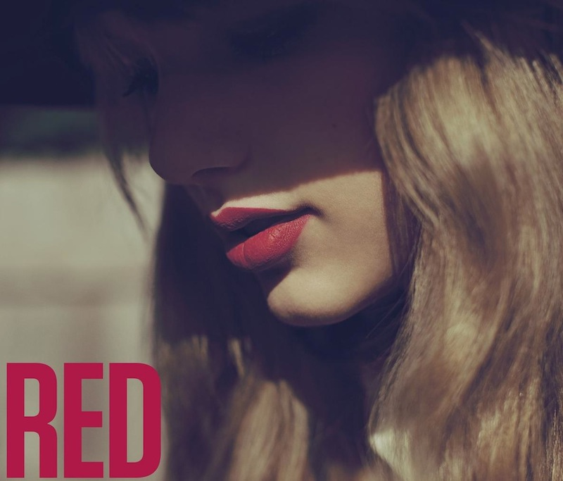 """Taylor Swift's new record """"Red,"""" released Oct. 22, has prompted praise and criticism. Credit: Big Machine Record Label."""